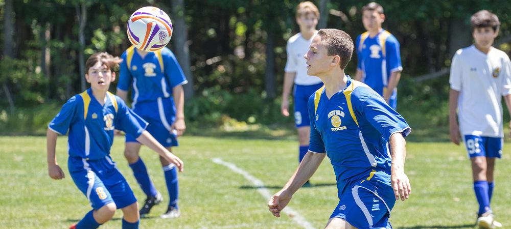 Over 300 Teams To Play In Adam Novellano Indoor Soccer Tournament In West Islip