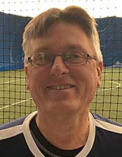 Richard Baroniunas LIJSL Coach