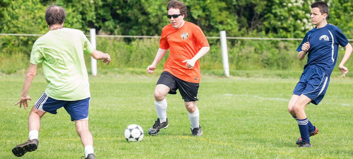 West Hempstead TOPSoccer Reunites Through a Drive-By of Player Homes