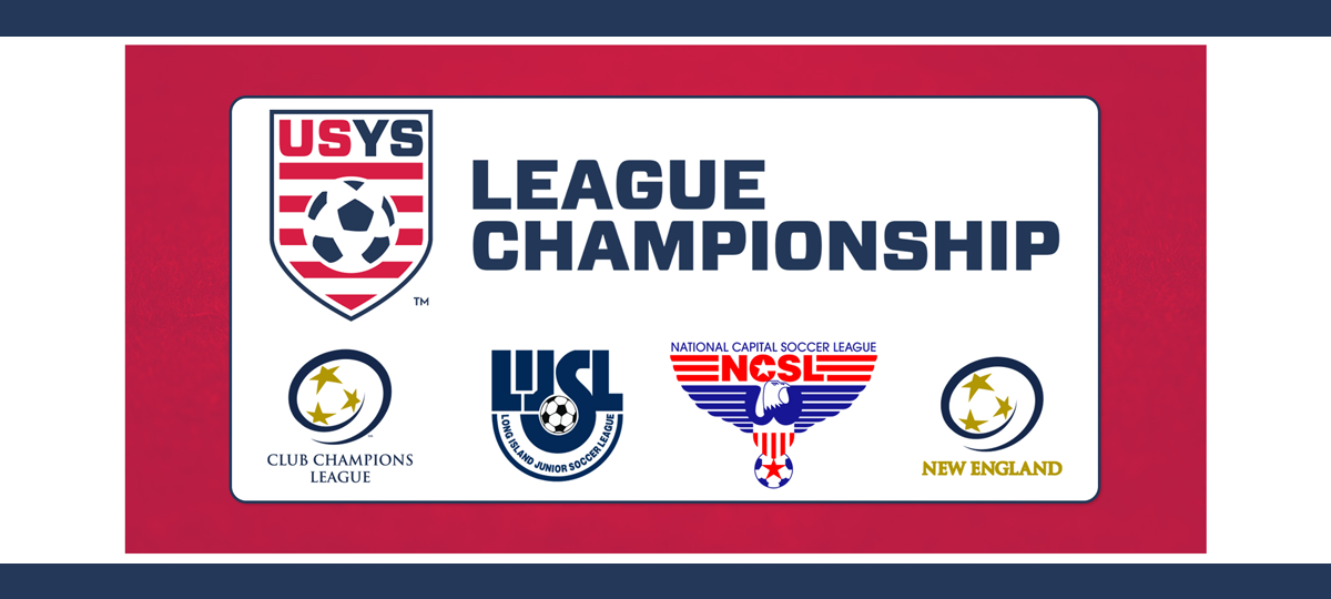 US YOUTH SOCCER ANNOUNCES NEW LEAGUE CHAMPIONSHIP PROGRAMMING FOR EAST COAST LEAGUES
