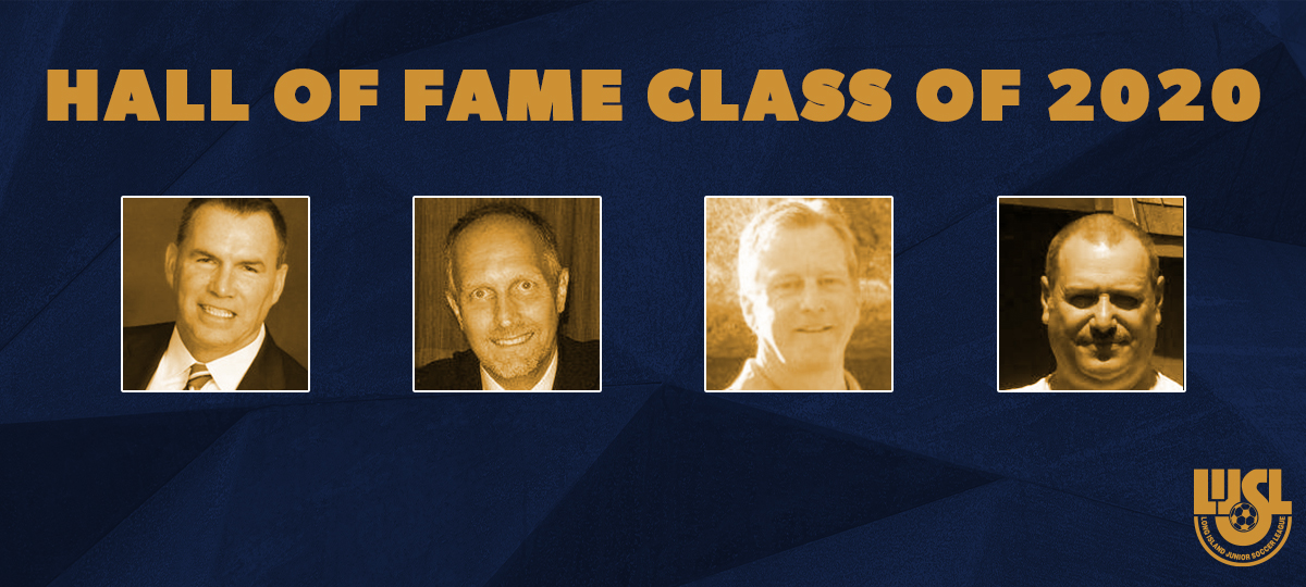 Hall of Fame Class 2020 Announced
