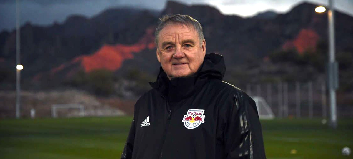 Long-Time Long Island Soccer Coach Bob Montgomery Named Academy East Director