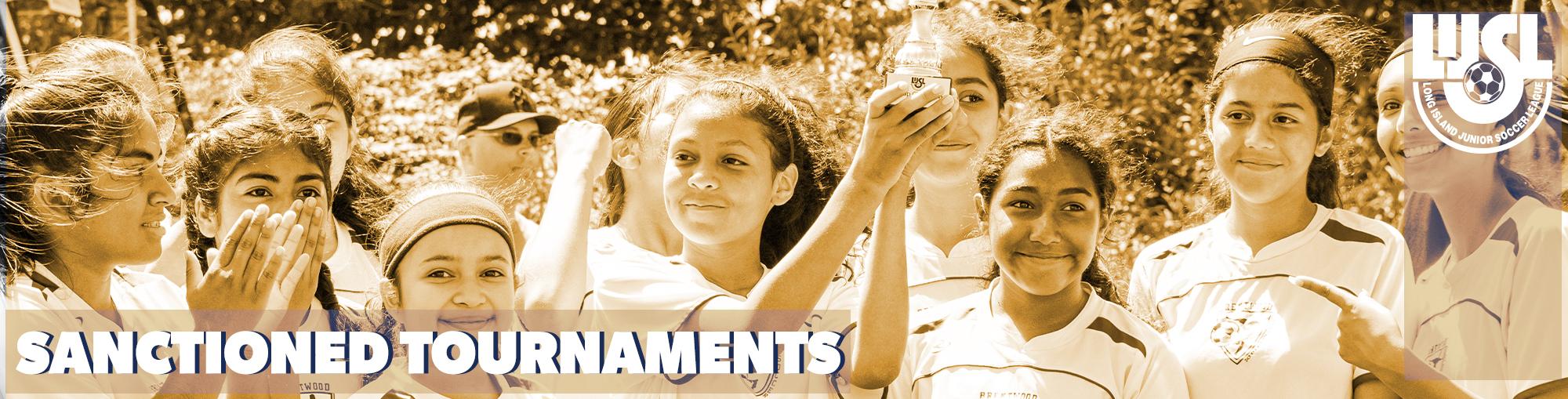 LIJSL Sanctioned Tournaments