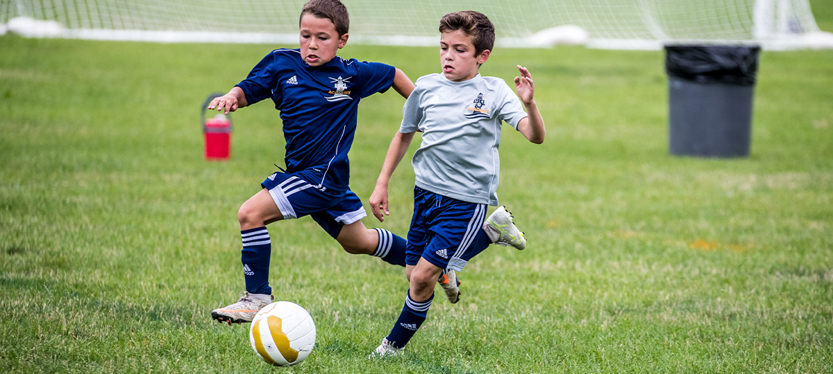East Meets West as LIJSL Academy Teams Scrimmage Prior to Hudson Invitational Tournament