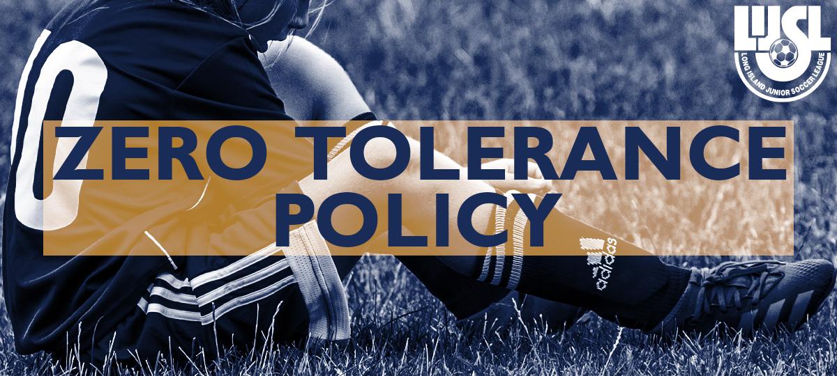 Zero-Tolerance Policy Updated, State Association Responds to LIJSL Concerns